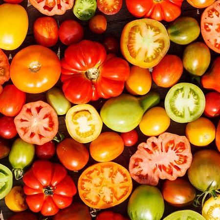 UK Heritage Tomatoes